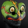 Μελέτη στη μάσκα του Βάτραχου